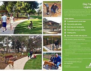 Hazelmere Road Reserve | Dog Park Upgrade | Design Information | June 2018