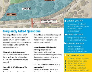 Oaklands Reserve | Oaklands Estate Reserve | Notice Of Works | October 2018 (Page 2/2)