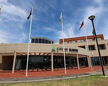 Admin Building