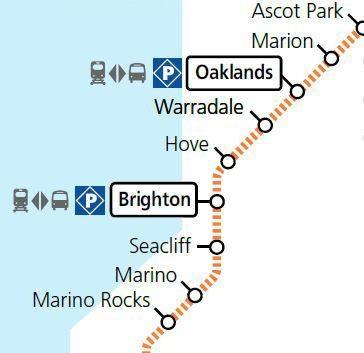 Rail Map