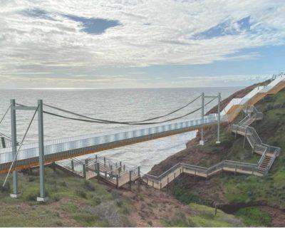 Coastal Grey Rd Gully Bridge