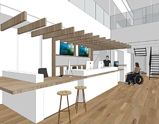 Foyer Concept 3