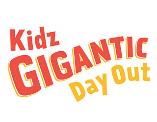 Kidz Gigantic Day Out Logo Squared 2