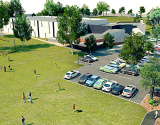 Mitchell Park Concept 4