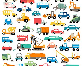 Trucks Background