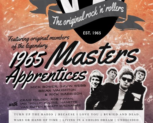 1965 Masters Apprentices