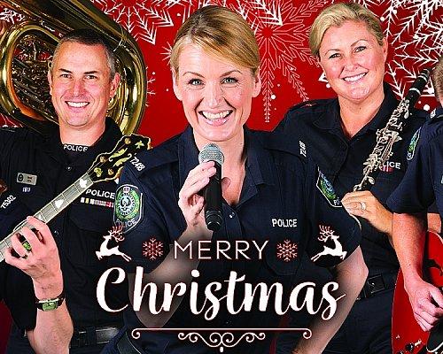 Band Sa Police Christmas