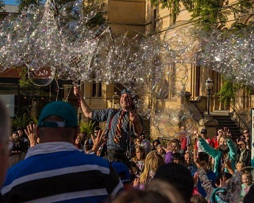 Marion Fringe Carnival