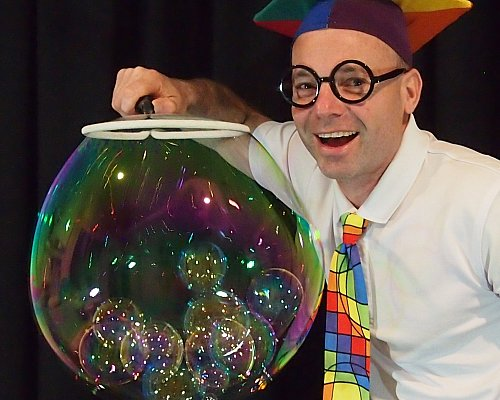 The Scientific Bubble Show