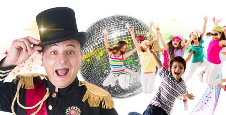 Kids Disco Parties Adelaide Magic Mike 768X392