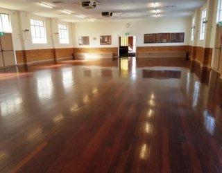 Clovelly Park Hall Interior 2 Web