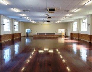 Clovelly Park Hall Interior Web