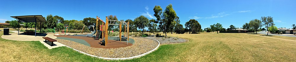 Spinnaker Circuit West Reserve Panorama 1