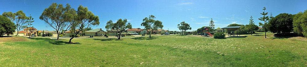 Chatsworth Court Reserve Panorama 2