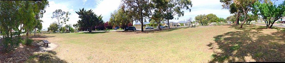 Waratah Square Reserve Panorma 1