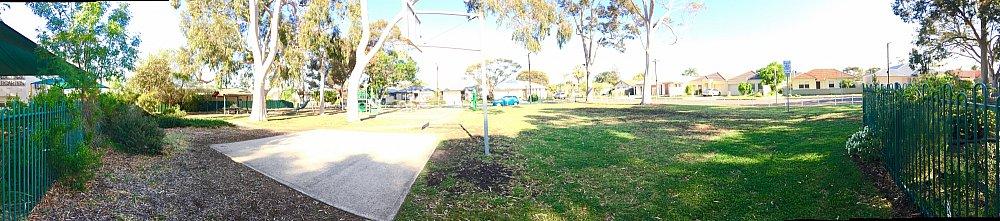 Ballara Park Reserve Panorama 2