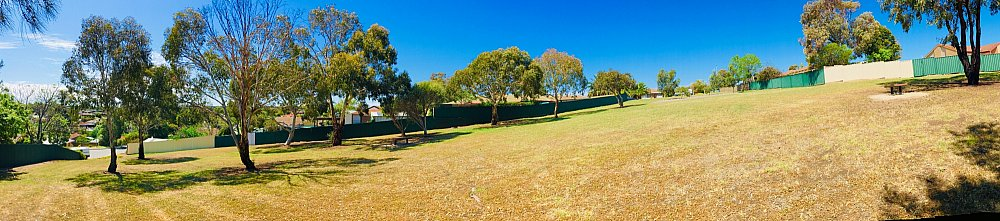 French Crescent Reserve Panorama 1
