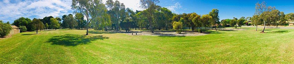 Klippel Avenue Reserve Panorama 1