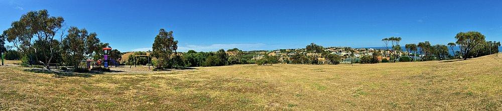 Columbia Crescent Reserve Panorama 3