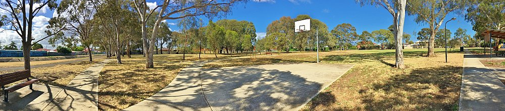 Willoughby Avenue Reserve Panorama Sports 1