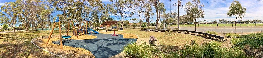Mckellar Terrace Reserve Panorama 2