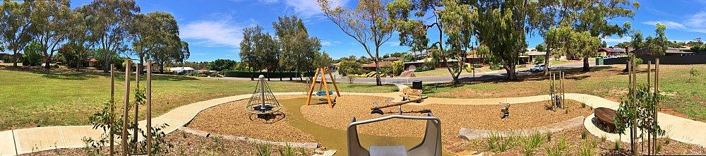 Clare Avenue Reserve Panorama 1