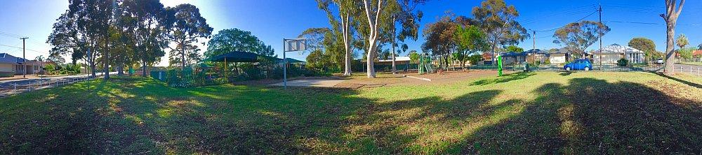 Ballara Park Reserve Panorama 1