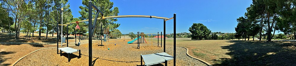 Olivier Terrace Reserve Panorama 2
