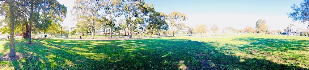 Rosedale Avenue Reserve Panorma 1