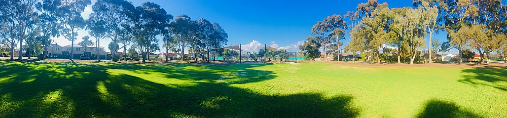 Warradale Park Reserve Panorama