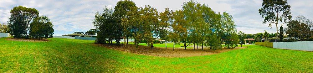 Tyson Avenue Reserve Panorama 1