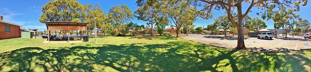 York Avenue Reserve Panorama 1