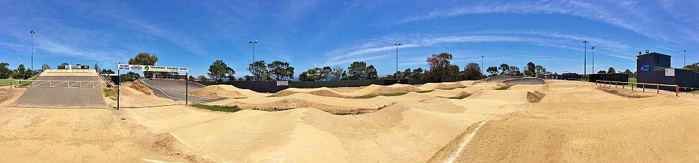 The Cove Sports Bmx Panorama 1