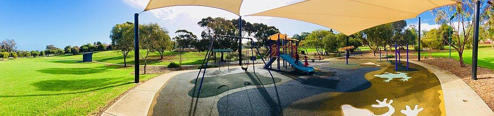Pavana Reserve Playground Panorama 3