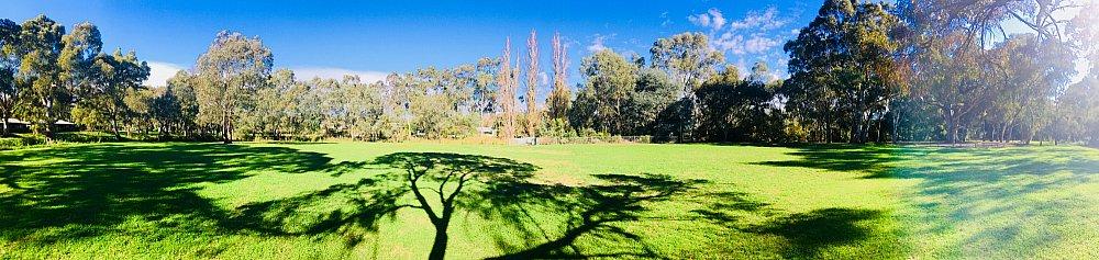 Warriparinga Wetlands Panoramic 1
