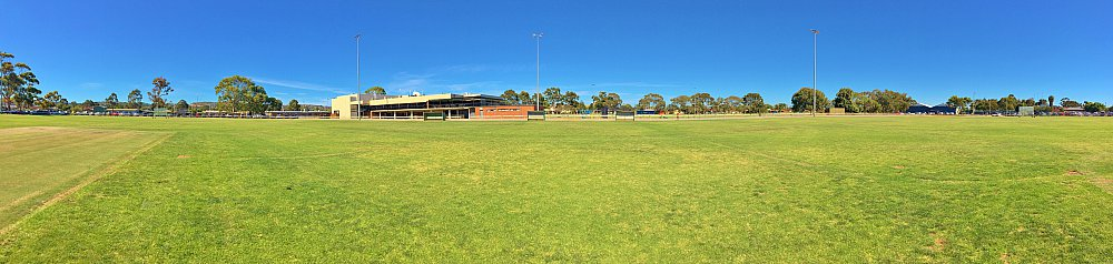 Marion Oval Eastern Field Panorama 1
