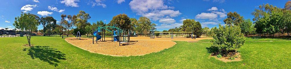 Alison Avenue Reserve Panorama 1