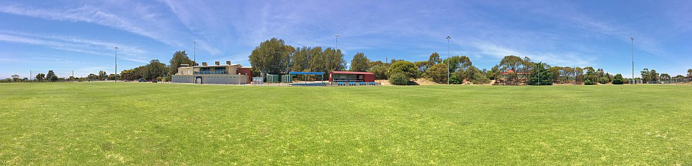 The Cove Sports Western Field Panorama 1