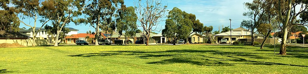 Crown Street Reserve Panorama 1