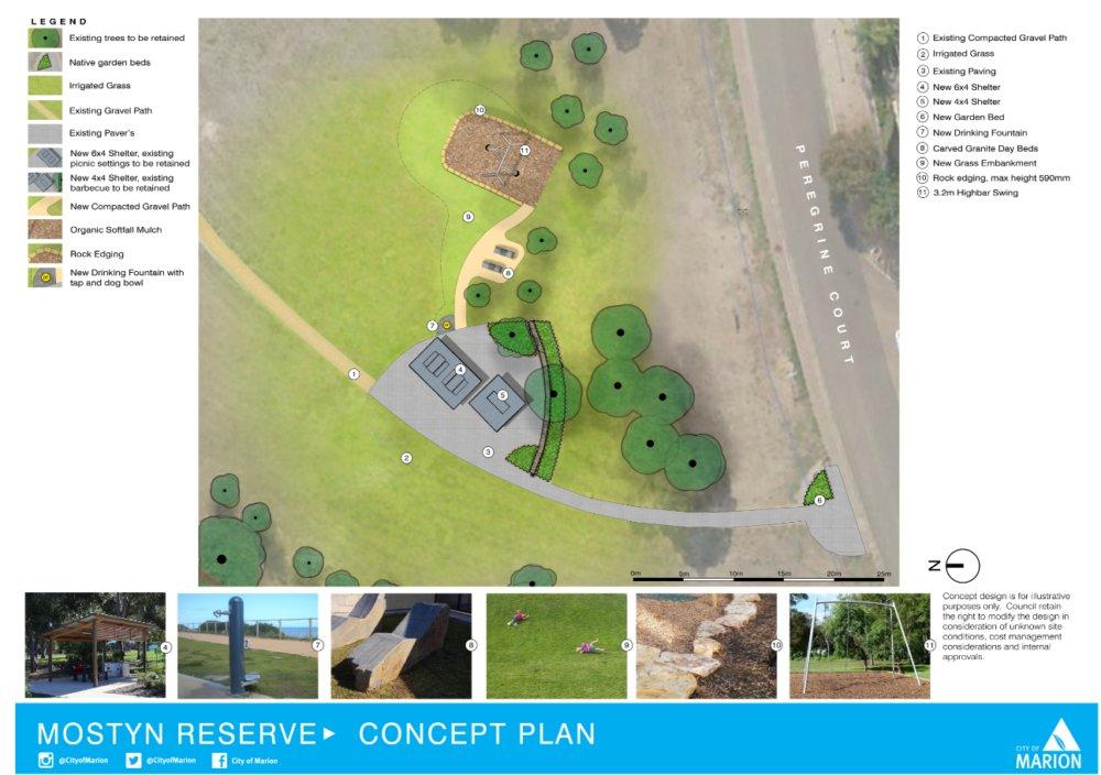 Mostyn Reserve Concept Plan web image