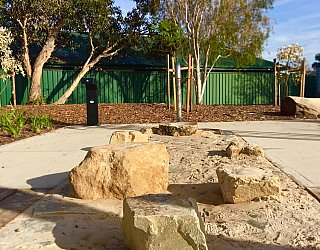 Sixth Avenue Reserve Water Play