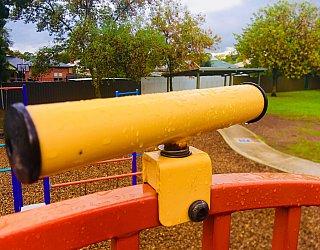Dumbarton Avenue Reserve Telescope