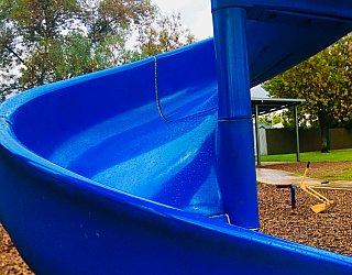 Dumbarton Avenue Reserve Spiral Slide