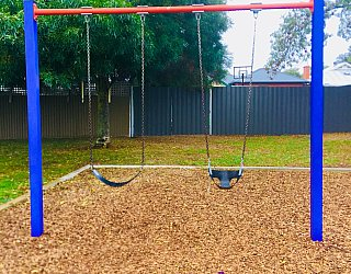 Dumbarton Avenue Reserve Swings