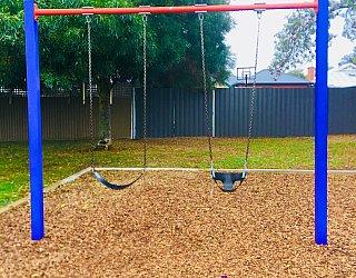Dumbarton Avenue Reserve Swings