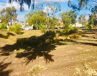 Tonsley Reserve Stomwater Retention