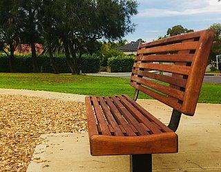Clare Avenue Reserve Seat