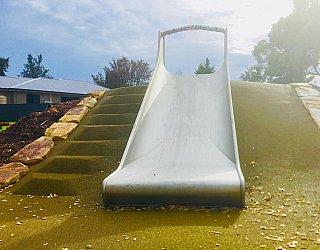 Clare Avenue Reserve Slide