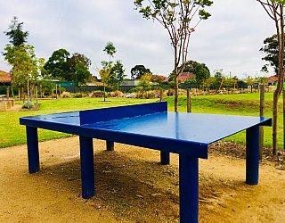 Jervois Street Reserve Games Table Tennis