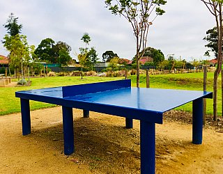 Jervois Street Reserve Games Table Tennis
